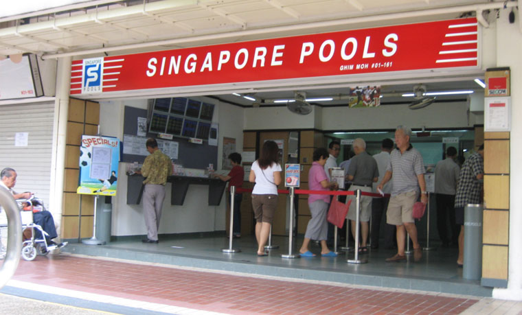 Singapore eSports betting