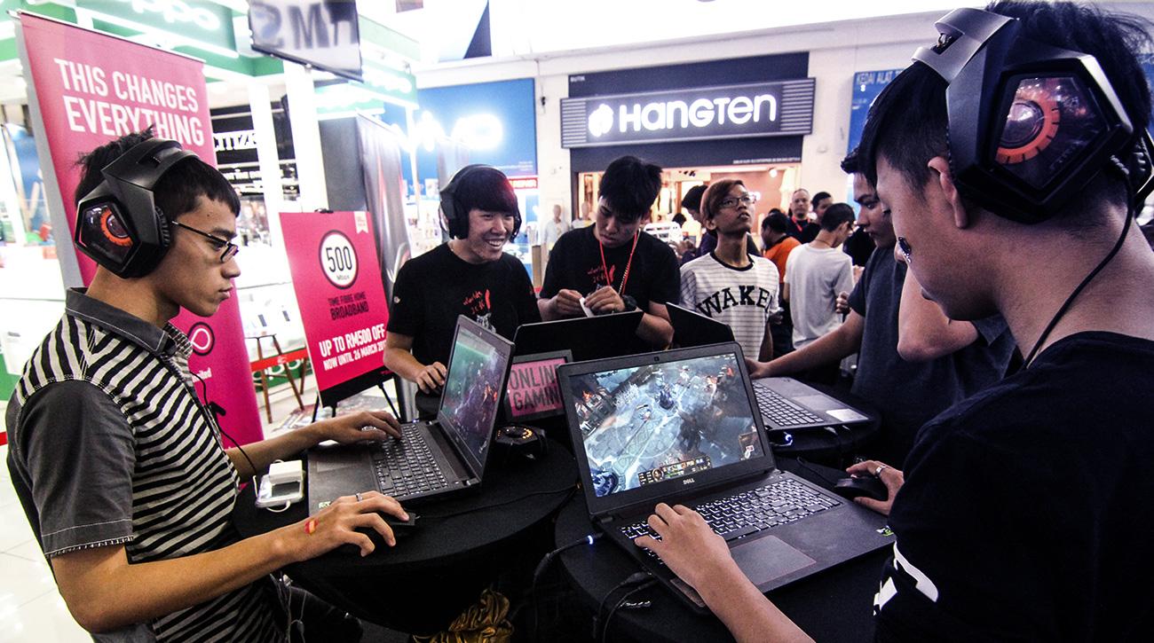 bettin eSports on Malaysia