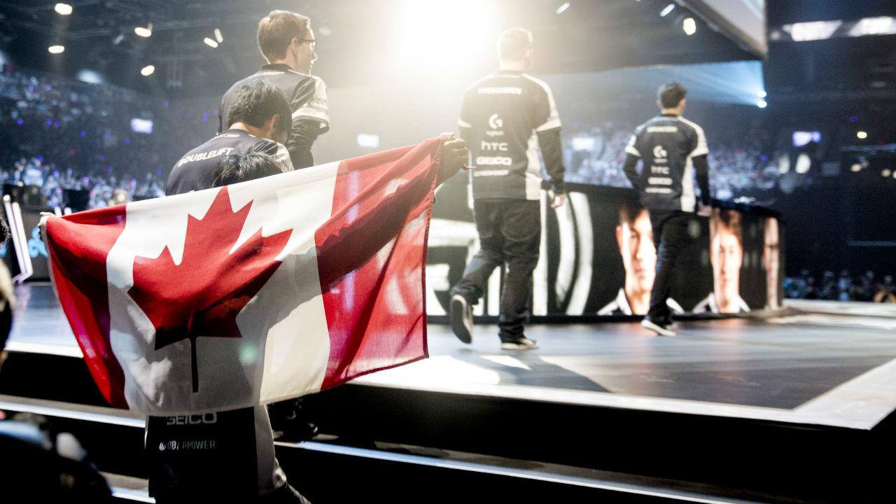 eSports betting Canada
