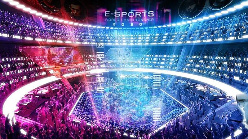 eSports canada stadium
