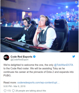code red esports